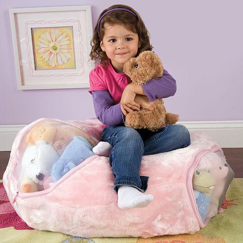 ... Stuffed Animal Bag Chair. Not ...