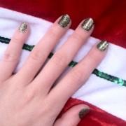 My Christmas Nails '11