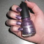 China Glaze Magnetix nail polish
