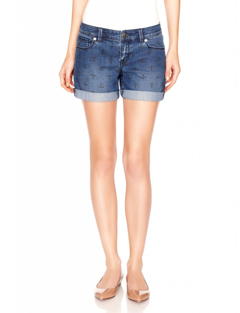 The Limited Anchor shorts