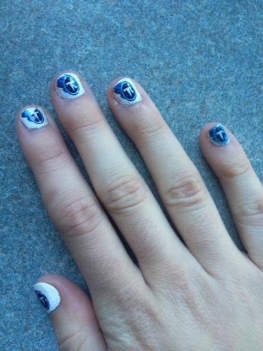 Titans Nails