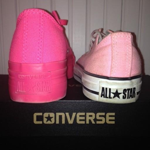 Converse Comparison