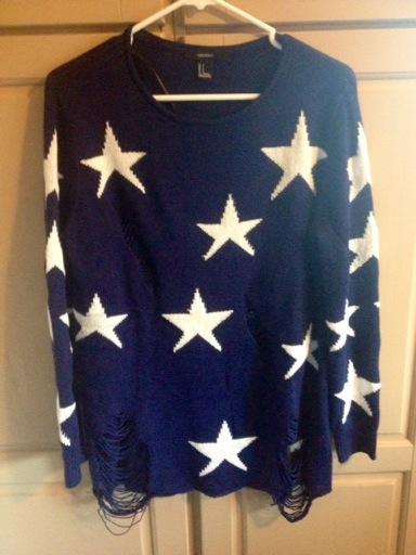 SeeingStarsSweater