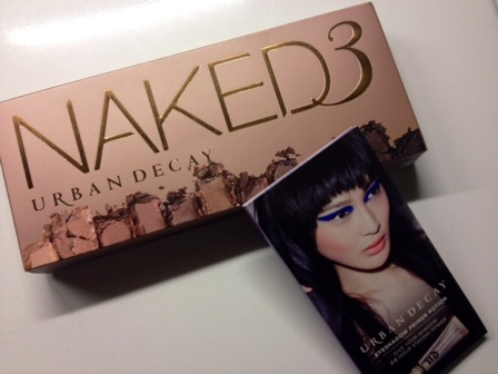 Naked3 Packaging