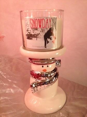 SnowmanHolder