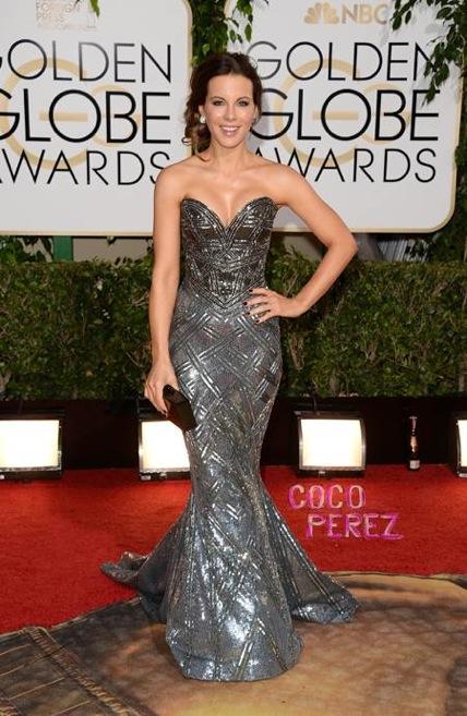 Kate Beckinsale Golden Globes