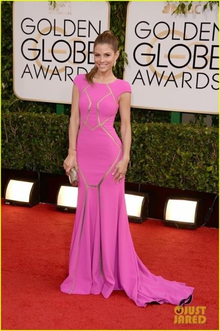 Maria Menounos Golden Globes