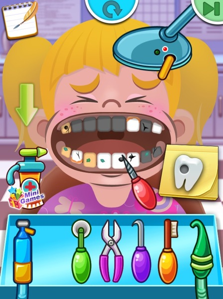 Little Dentist screenshot
