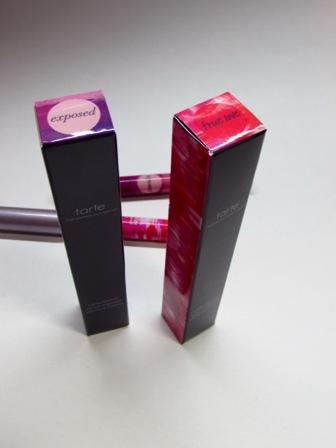 Tarte Power Pigment box