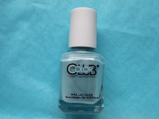 Color Club Aquamarine Azulino