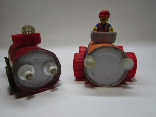 Earth Day Lego cars