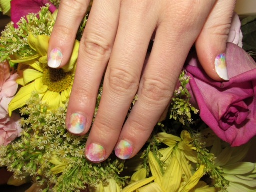 Incoco Burst Manicure