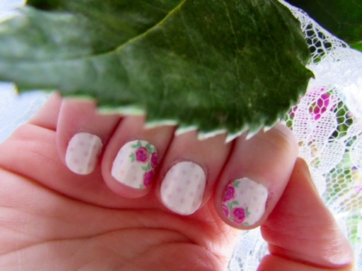 Nails of the Week Tea Party
