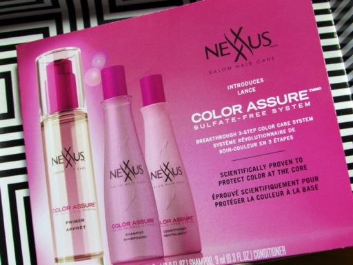 Nexxus Color Assure