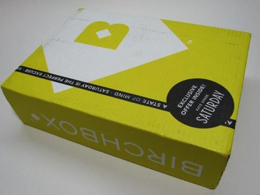 yellow Birchbox