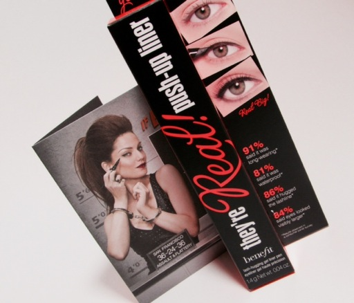 Benefit They're Real Liner