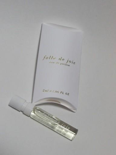 Folle de Joie Eau de Parfum