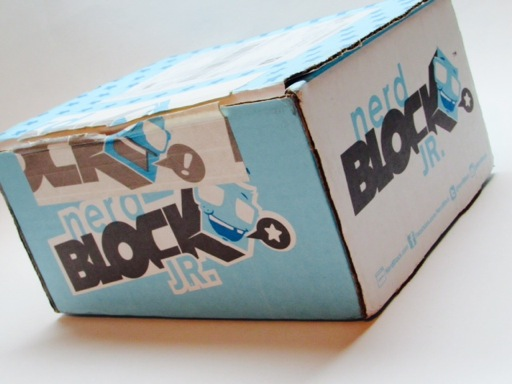 Nerd Block Jr Box