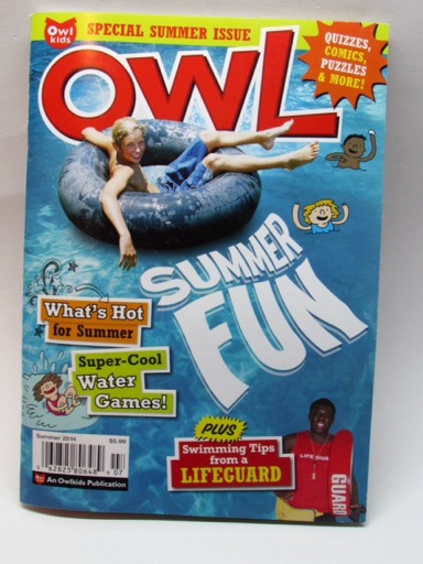 Owl Summer Issues