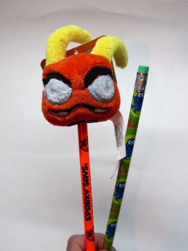 Skylander Pencil Topper