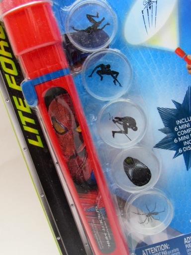 Spiderman Discs