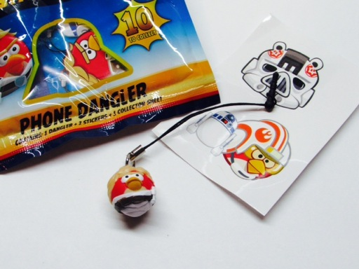 Star Wars Phone Dangler