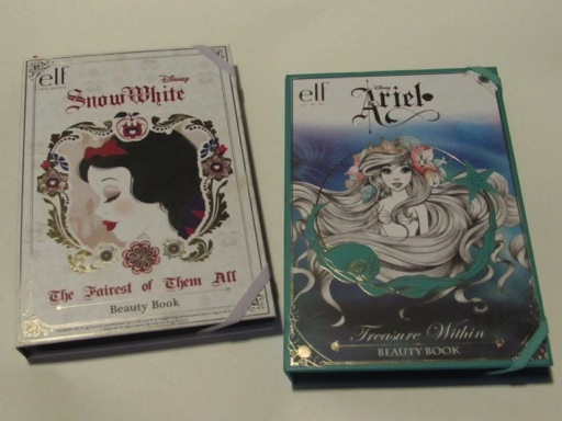 Elf Disney Beauty Books