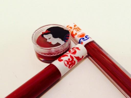 Snow White Lip Glosses