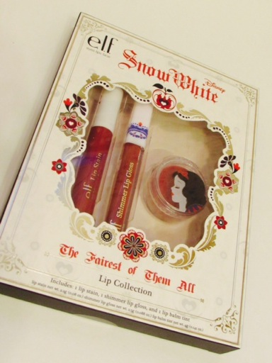 The Fairest of Them All Lip Collection