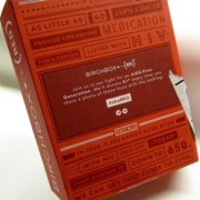 Birchbox Red
