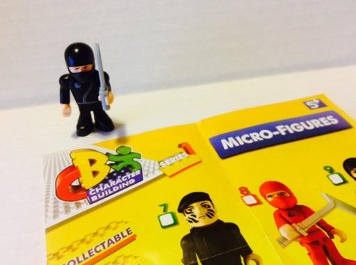 CB MicroFigures