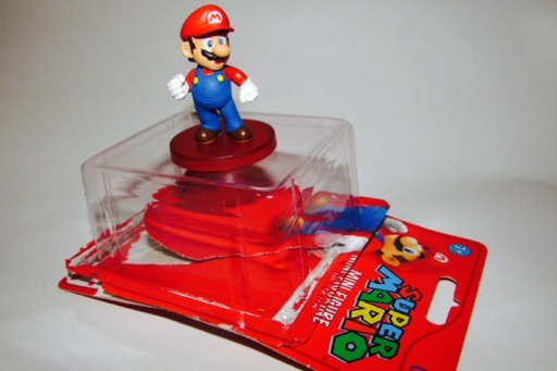 Super Mario Mini Figure