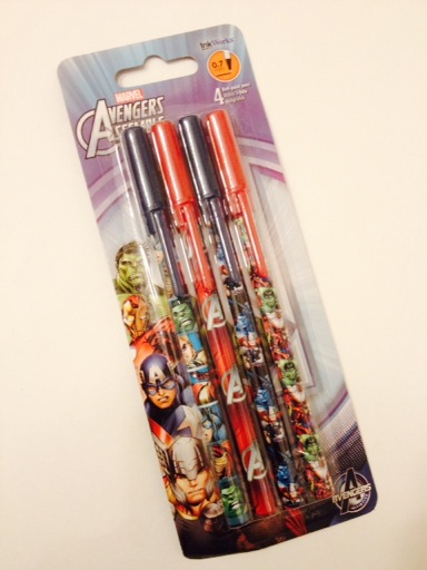 Avengers Pens