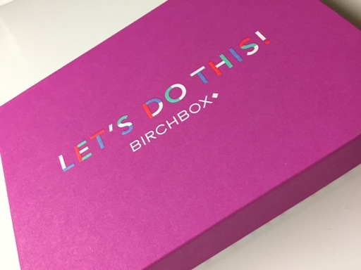 LetsDoThis Birchbox