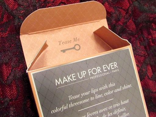 MakeUp ForEver TeaseMe