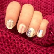 Nails of the Week Snow Day