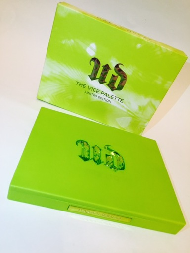 UD Vice Palette Limited Edition