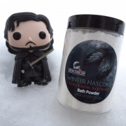 Jon Snow bath powder