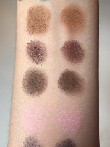 Chocolate swatches 3