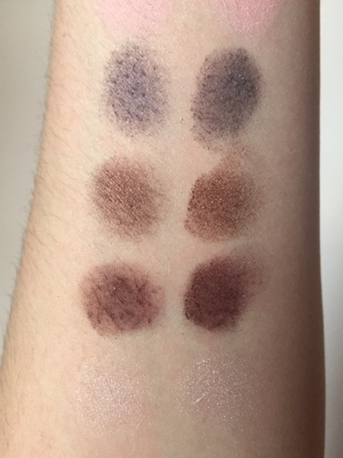 Chocolate swatches 4