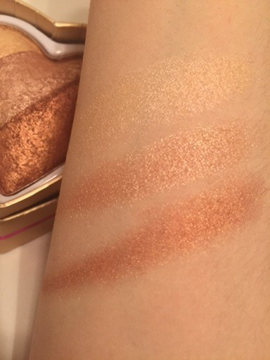 Hot Summer of Love swatches
