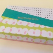 March 2015 Birchbox