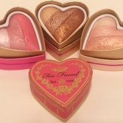 TooFaced Sweethearts dupe